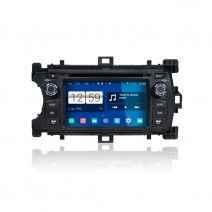 Navigation / Multimedia Head unit with Android for Toyota Yaris - DD-M146