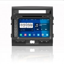 Navigation / Multimedia Head unit with Android for Toyota Land Cruiser  200 - DD-M182