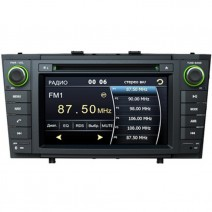 OEM Multimedia Double Din - DVD, GPS, TV for Toyota Avensis 2011