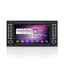 Navigation / Multimedia Head unit with Android for VW Touareg, T5 Multivan - DD-M042