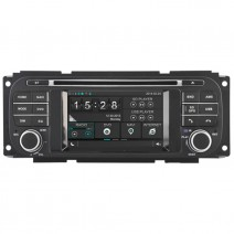 Navigation / Multimedia Head unit for Chrysler Grand Voyager, Jeep Grand Cherokee and others - DD-8836