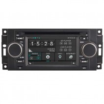Navigation / Multimedia Head unit for Chrysler 300C, Jeep Grand Cherokee and others - DD-8833