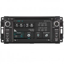 Navigation / Multimedia Head unit for Chrysler Sebring, Jeep Wrangler and others - DD-8839