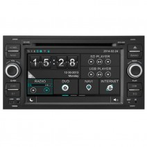 Navigation / Multimedia Head unit for Ford Fiesta, Mondeo and others - DD-8488