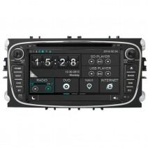 Navigation / Multimedia Head unit for Ford Mondeo, Focus, S-Max - DD-8457