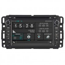 Navigation / Multimedia Head unit for GMC - DD-8972