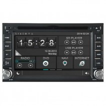 Universal Navigation / Multimedia Head unit  - DD-8900