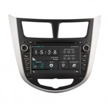 Navigation / Multimedia Head unit for Hyundai Hyundai Verna - DD-8263