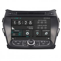 Navigation / Multimedia Head unit for Hyundai Santa Fe, IX45 - DD-8266