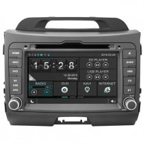 Navigation / Multimedia Head unit for Kia Sportage - DD-8529
