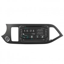 Navigation / Multimedia Head unit for Kia Morning - DD-8526