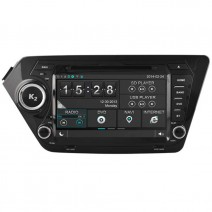 Navigation / Multimedia Head unit for Kia K2 - DD-8582