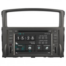 Navigation / Multimedia Head unit for Mitsubishi Pajero - DD-8846