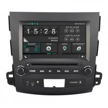 Navigation / Multimedia Head unit for Mitsubishi Outlander - DD-8848