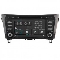 Navigation / Multimedia Head unit for Nissan Qashqai - DD-8908