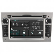 Navigation / Multimedia Head unit for Opel, Astra, Vectra, Zafira and others  - DD-8828