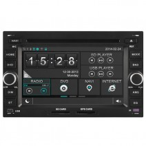 Navigation / Multimedia Head unit for VW Golf, Bora, Polo and others - DD-8245