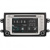 Navigation / Multimedia Head unit for Fiat Sedici - DD-8657