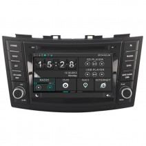 Navigation / Multimedia Head unit for Suzuki Swift - DD-8653