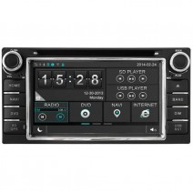 Navigation / Multimedia Head unit for Toyota Corolla, Hilux and others - DD-8158