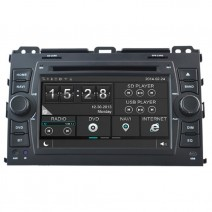 Navigation / Multimedia Head unit for Toyota Prado, Toyota Land Cruiser 120 - DD-8129