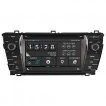 Navigation / Multimedia Head unit for Toyota Corolla - DD-8156