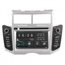 Navigation / Multimedia Head unit for Toyota Yaris - DD-8111