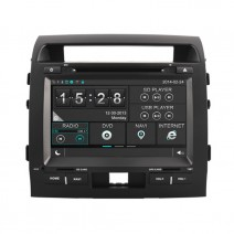 Navigation / Multimedia Head unit for Toyota Landcruiser LC200 - DD-8133