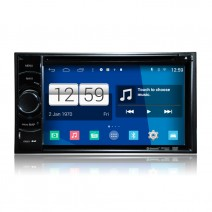 Universal Navigation / Multimedia Head unit with Android - DD-M802