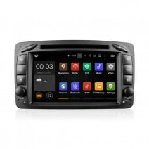 Navigation / Multimedia Head unit with Android 5.1 for Mercedes C-class W203, CLK C209/W209 - DD-7063