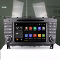 Navigation / Multimedia Head unit with Android for Mercedes C-class W203, G-class W467 - DD-7069