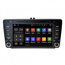 Navigation / Multimedia Head unit with Android for Skoda Octavia  - DD-5703