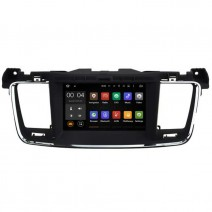 Navigation / Multimedia Head unit with Android for Peugeot 508 DD-5637
