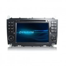 Navigation / Multimedia Head Unit DYNAVIN for Mercedes C-class W203 - N6-MBC
