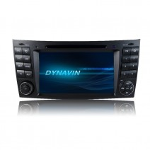 Navigation / Multimedia Head Unit DYNAVIN for Mercedes E-class  W211, CLS-class W219 - N6-MBE