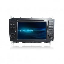 Navigation / Multimedia Head Unit DYNAVIN for Mercedes CLK-class W209 - N6-CLK