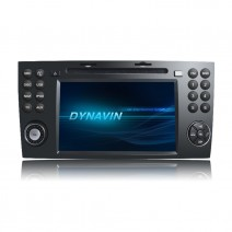 Navigation / Multimedia Head Unit DYNAVIN for Mercedes SLK-class R171 - N6-SLK