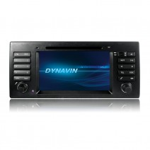 Navigation / Multimedia Head Unit DYNAVIN for BMW E39 - N6-E39A