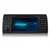 Navigation / Multimedia Head Unit DYNAVIN for BMW X5 E53 - N6-E53