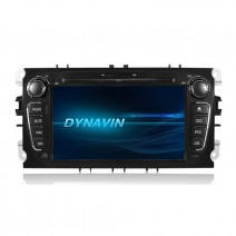 Navigation / Multimedia Head Unit DYNAVIN for Ford Mondeo, Focus, S-Max - N6-FD
