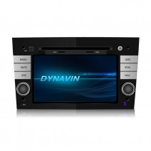 Navigation / Multimedia Head Unit DYNAVIN for Opel Astra, Vectra, Zafira - N6-OP