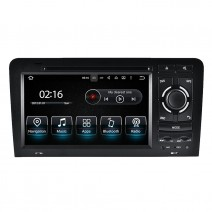 Navigation / Multimedia Head unit with Android 5.1 for Audi A3/S3 - DD-8796