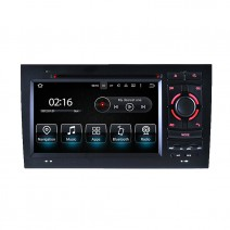 Navigation / Multimedia Head unit with Android 5.1 for Audi A4/S4/RS4 - DD-8745