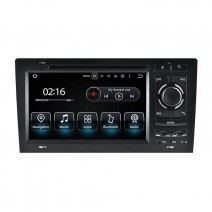 Navigation / Multimedia Head unit with Android 5.1 for Audi A8/S8  - DD-8818