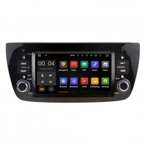 Navigation / Multimedia Head unit with Android 5.1 for Fiat Doblo  - DD-5533