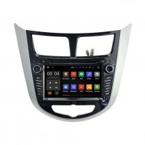 Navigation / Multimedia Head unit with Android 5.1 for Hyundai Verna  - DD-5711