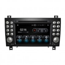 Navigation / Multimedia Head unit with Android 5.1 for Mercedes SLK-class  W171- DD-8801