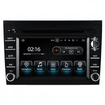 Navigation / Multimedia Head unit with Android 5.1 for  Porshe 911, 997, Boxter, Cayman - DD-8815