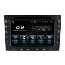 Navigation / Multimedia Head unit with Android 5.1 for  Renault Megane II  - DD-8741