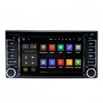 Navigation / Multimedia Head unit with Android 5.1 for Subaru Forester, Impreza, XV  - DD-5504